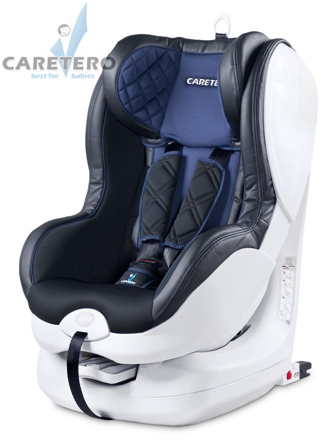 Sedačka CARETERO Defender Isofix blue 2014